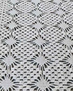 Picture of Spider Lace Bedspread Crochet Pattern