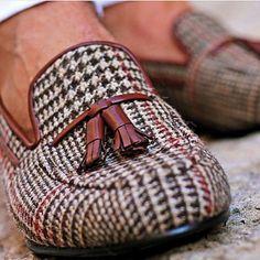 Custom Made Shoes by @alexgoodmancustom Info at http://ift.tt/1PGkp45 by @danielre