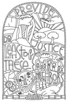 Parable of the Good Samaritan - NSUMC Children Faith Formation Sunday School Curriculum, Sunday School Classroom, Sunday School Crafts, Genesis 18, Abraham And Sarah, Good Samaritan, Matthew 25, Jesus Heals, 2 Samuel
