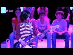 Sharon Renold singing and playing the Bass at a Swiss TV Children's game show. Song: If You Want Me To Stay (Sly and the Family Stone) The Family Stone, Year Old, Music Videos, Singing, Songs, Tv, Concert, One Year Old, Age