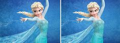 How Disney Princesses Would Look If They Had Realistic Waistlines
