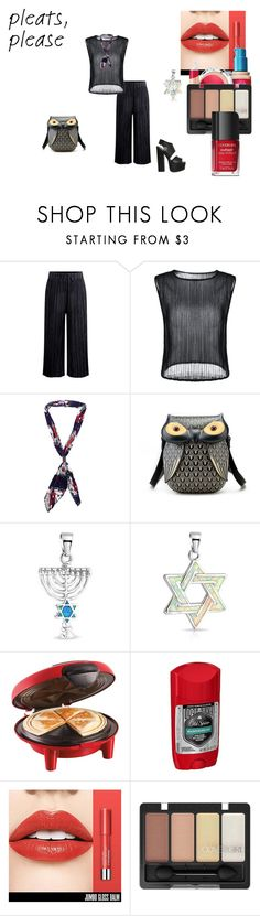 """Polyvore contest IMVXIC"" by naomig-dix ❤ liked on Polyvore featuring Bling Jewelry, Hamilton Beach and Old Spice"