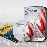 MERCADO DIGITAL: CURSO DE AUTOCAD 2015 5X1: 2D + 3D + PROJETOS DE P...