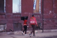 Harlem 1980s, Jacob Holdt.