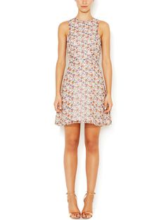 Crewneck A-Line Dress by Isabel Lu at Gilt