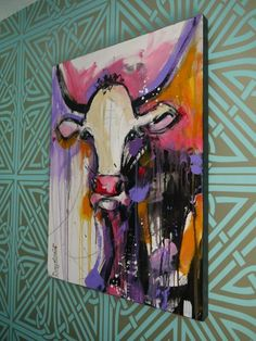 Funky Cow 8