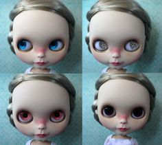 Reserved for Gabbie OOAK Cappuccino Chat neo by LittleRooftop