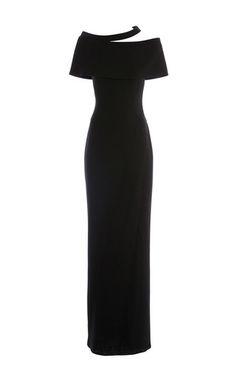 Lauren Gown by CARLA ZAMPATTI for Preorder on Moda Operandi