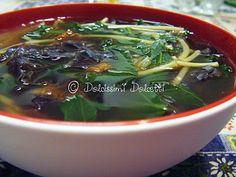 Zuppa piccante di verdure