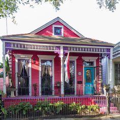 Preservation Resource Center 2015 Shotgun House Tour | * T h e * V i s u a l * V a m p *
