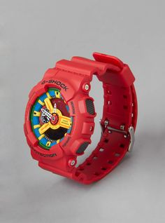 Couverture and The Garbstore - Mens - G Shock - G-Shock Watch GA-110FC-1AER