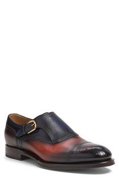 Men's Gucci 'Boss' Monk Strap Shoe