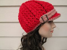 This item is ready to ship. Soft and Chunky A perfect gift for Fall and Winter, its sure to be loved. This handmade Womens Hat is very beautiful