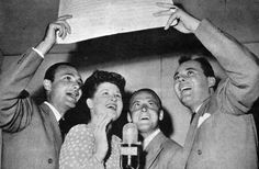 The Pied Pipers w/ Jo Stafford