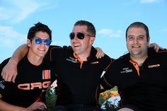 CRG. Felice, Euan, Gabriele. Ph. Cunaphoto.it
