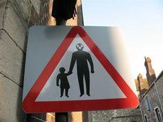 Beware Of Aliens Abducting Your Children