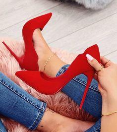 ウィメンズキュートハイ#ヒール&#シューズ-Frauen Schuhe Mode - New Ideas - Cute High Heels, Beautiful High Heels, High Shoes, Women's Shoes, Shoes Sneakers, Sneakers Women, Amazing Heels, Wedge Sneakers, Aldo Shoes