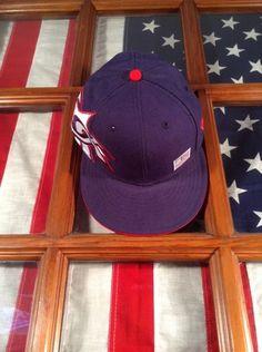 New Era 59fifty Usa World Baseball Classic Fitted Hat United States Size 7 3/4 #59Fifty