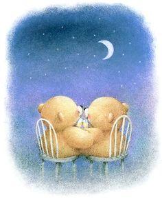 #foreverfriends #teddy #love <3 <3 <3