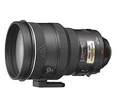 Nikon lenses 200mm f2 lens for Nikon AF-S VR NIKKOR 200mm f/2G IF-ED Lens - Cameras Direct AUSTRALIA