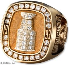 Championship Rings for Professional Sports - Jostens - NFL , NHL, NBA & Championship Rings Montreal Canadiens, Mtl Canadiens, Nba Championship Rings, Nfl Championships, Nhl, Stanley Cup Rings, Hockey Pictures, Super Bowl Rings, Ring Of Honor