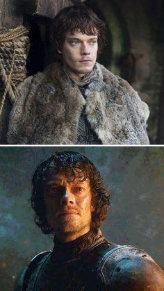 Theon Greyjoy in Game of Thrones Serie Got, Alfie Allen, Prince Zuko, Nathan Scott, Buzzfeed Community, The Wb, Steve Harrington, Jaime Lannister, Jane The Virgin