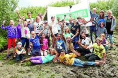 Spannende Abenteuer- und Wildnis-Camps für Kinder und Jugendliche
