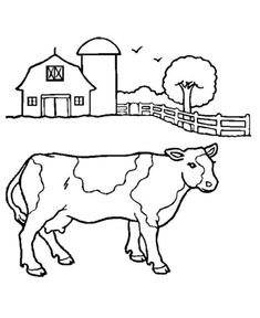 cow-coloring-003.gif (670820)#Repin By:Pinterest++ for iPad#