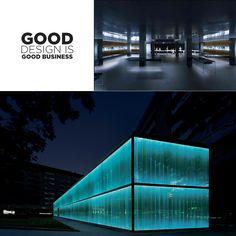 Roca Barcelona Gallery w 2011 roku, otrzymała nagrodę Good Design is Good Business.