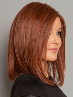 16 short red hair color ideas for women - color inspiration - 16 short red hair color ideas for women – color inspiration, color - Hair Color Auburn, Red Hair Color, Cool Hair Color, Hair Colors, Red Colored Hair, Auburn Hair Copper, Copper Ombre, Ombre Color, Short Red Hair
