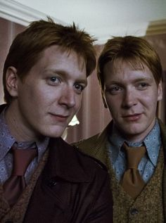 """Which """"Harry Potter"""" Character Should Be Your BFF? You got: Fred & George Weasley  You've got a great sense of humor and love having fun, so Fred and George would make for perfect companions. You'd be the prank masters and would never be short on sweets."""