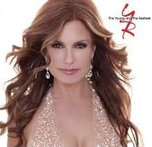 Tracey Bregman jewellery designer & soap opera actress  -  best known as Lauren on CBS' The Young & The Restless