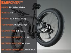 f32be760918 11 Best RadRover™ Electric Fat Bike images