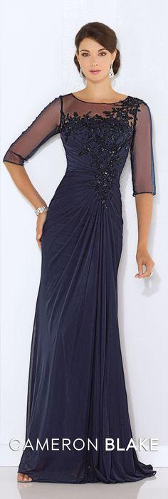 Cameron Blake Spring 2016 - Style No. 116663 #formaleveningdresses