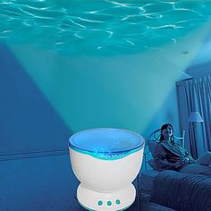 United Entertainment Ozean Projektor online kaufen ➜ Bestellen Sie Ozean Projektor für nur 19,95€ im design3000.de Online Shop - versandkostenfreie Lieferung ab €!