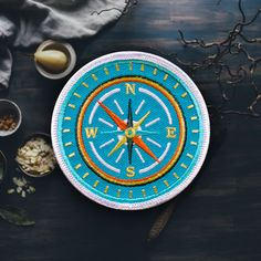 If you can't figure out where your going then a compass can be a trustworthy old friend. It will lead you to adventure, safety and bears! Disclaimer: Compass may be deemed desirable by bears. They may