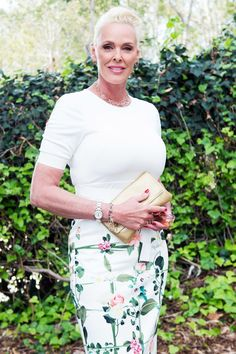 Baby at Brigitte Nielsen Welcomes Fifth Child, Daughter Frida: 'We Are Overjoyed' Bad Mums, Brigitte Nielsen, Sweet Potato Dog Treats, Thin Legs, Red Sonja, White Girls, Real Women, Skirt Fashion, Pretty Woman