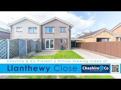 SOLD STC - 3 bedroom semi-detached house in Llanthewy Close, Cwmbran, Torfaen, NP44