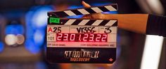 Discovery Begins Production New Logo Revealed   Production on Star Trek: Discovery officially began last week in Toronto Canada CBS Television Studios announced today in a press release. Discovery will be the sixth live-action Star Trek series and is the first to start rolling since Enterprise commenced production on May 14 2001.  The network also released a photograph of a camera slate/clapper board from one of the very first Discovery scenes to be filmed and unveiled an updated series logo…