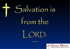 아멘 주 예수여 어서 오시옵소서              Amen! Come, Lord Jesus: Salvation Is From The LORD JESUS !