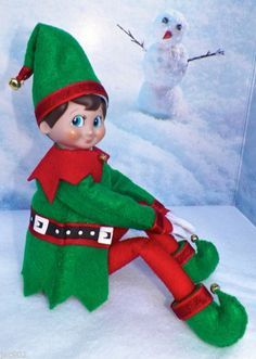 Elf on the Shelf Holiday Party! : elf on the shelf Your kids love their elves on the corner, and you Christmas Elf, All Things Christmas, Christmas Crafts, Christmas Clothing, Christmas Ideas, Christmas Wishes, Christmas Decorations, Elf On The Self, The Elf