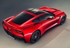 The new Chevrolet Corvette C7