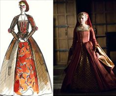 The Other Boleyn Girl (Sandy Powell - costume designer)