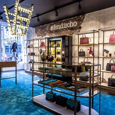 FENDI Pop-Up Shop