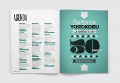 YOROKOBU magazine spread
