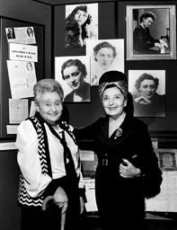 """The Nadia Reisenberg & Clara Rockmore Foundation. PS from Clara in 1984, speaking of performing with her sister Nadia: """"Now both Nadia and I were blessed (or cursed) with absolute pitch, and at the age of 8, to tune the violin down and hear myself playing a half-tone low would have been a tragedy. So what did my sister do? """"Don't worry,"""" she said, """"play it exactly as written,"""" and right on the spot, she transposed the whole piece. It was the most beautiful thing a big sister could do for…"""