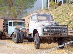 Big Truck Envy - Chuck's F-7 Coleman - Page 2 - Ford Truck Enthusiasts Forums