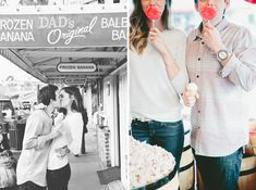 Ice Cream Bicycles Engagement Session Balboa Island - Southern California Wedding and Engagement Photographer Photography | onelove photography | Serving Los Angeles, Pasadena, Hollywood, San Diego, Palm Springs, Orange County, Laguna Beach, Long Beach