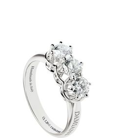 Damiani Ring (diamonds & white gold) - Minou Collection © Damiani