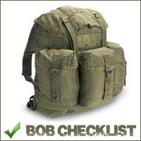 I.N.C.H. Survival | Bug Out Bag Checklist